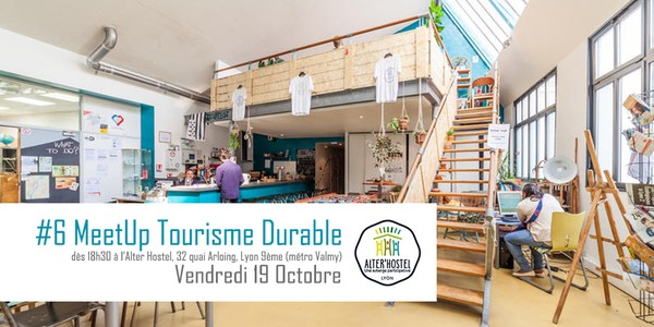 MEET-UP TOURISME DURABLE - LYON #6