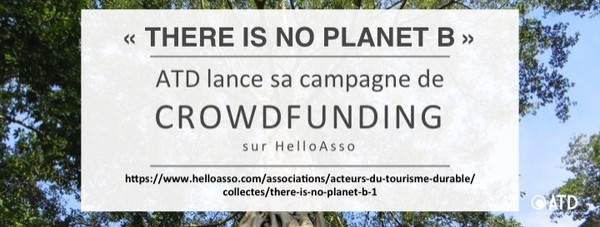There is no planet B - première campagne de crowdfunding d'A...