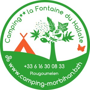 Camping Fontaine du Hallate candidat aux Palmes ! Image 1