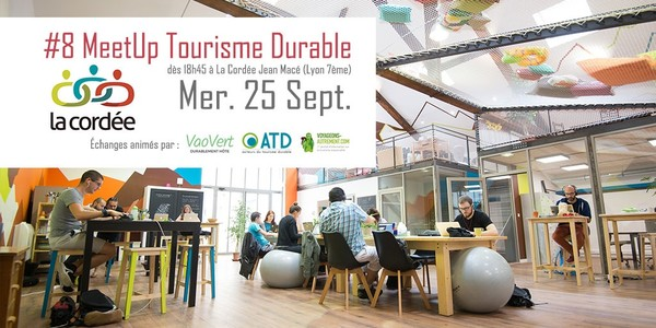 MEET-UP TOURISME DURABLE - LYON Image 1
