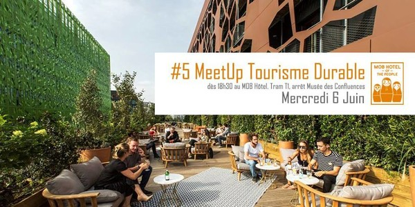 Meet-up Tourisme Durable - Lyon #5 Image 1